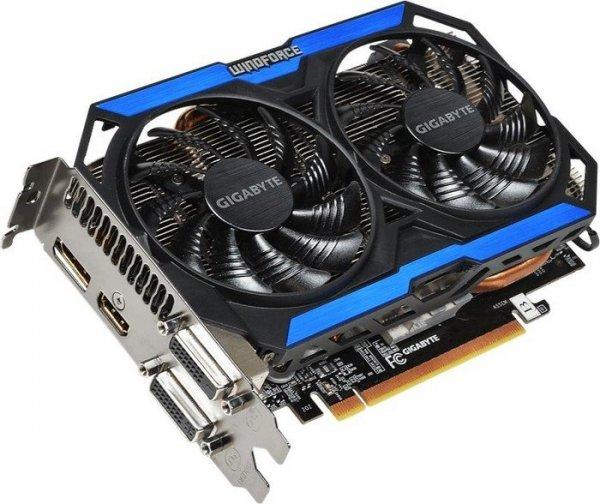 [Cyberport] Gigabyte GeForce GTX 960 WindForce 2X OC 4GB für 178,99€