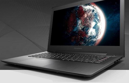 [Amazon.de] Lenovo U41-70 BDW 35,6 cm (14,0 Zoll Full HD Matt) Ultrabook (Intel Core i3-5020U, 2,2GHz, 4GB RAM, 128GB SSD, Intel HD Grafik 5500, kein Betriebssystem) schwarz