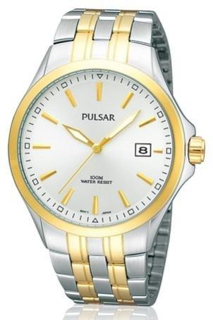 [amazon.de] Pulsar PS9084X1 Damen/Herren Edelstahluhr mit Seiko Quarzwerk für 41,30€ incl.Vesand!