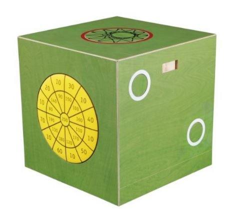 [Amazon] Spielzeugkiste mit verschiedenen Sportarten // Fußball, Dart, Golf etc. für Kinder 29% Rabatt