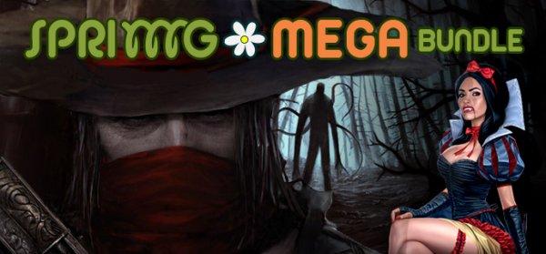 [Steam] Spring Mega Bundle (bis zu 10 Spiele, davon 6 mit Sammelkarten) ab 0,89€ @ indiegala
