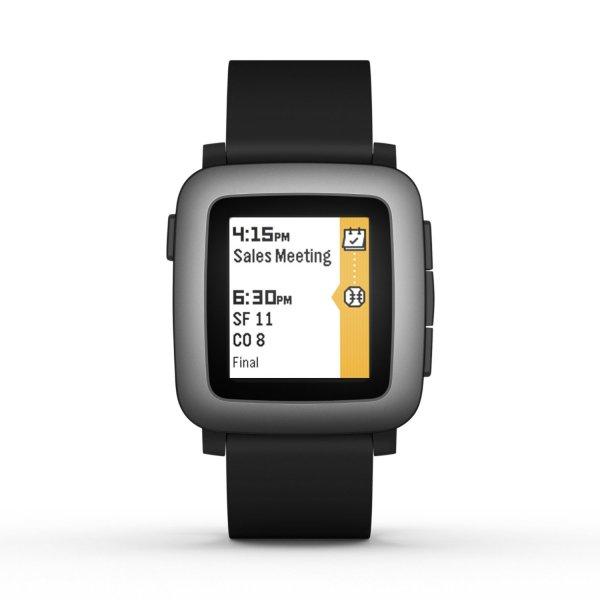 [Amazon.de] Pebble Time (black) EUR 135,24 - BEENDET