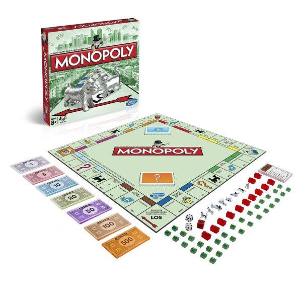 [AMAZON] - Monopoly Classic - Edition 2013 [20,79€]