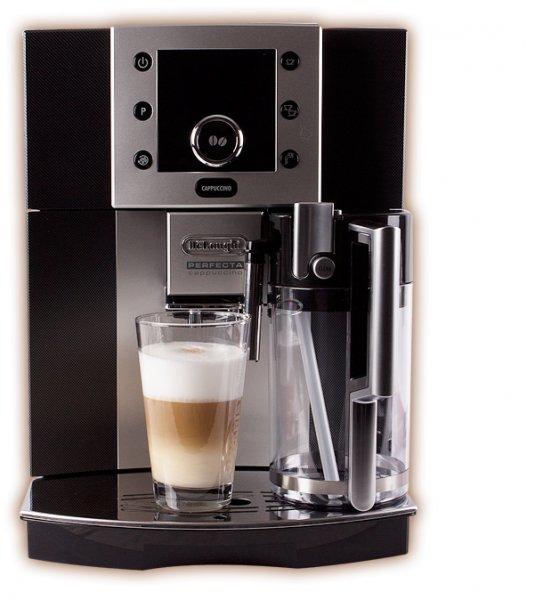 DeLonghi ESAM 5500.T Kaffeevollautomat Perfecta Kaffeemaschine Cappuccino 569€ statt 830€