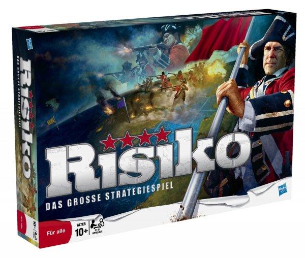 Risiko Hasbro für 23,99€ bei Amazon mit Prime oder Buchtrick