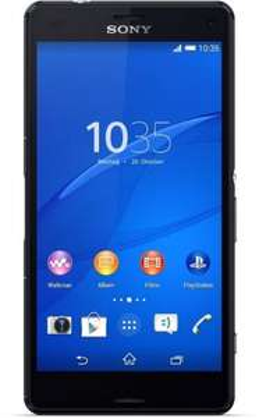 Sony Xperia Z3 Compact für 259,90 € - 4,6x27x27 | 2 GB RAM | Snapdragon 801 | 1280 × 720 px | 16 GB Flash (erweiterbar) | 2600 mAh | staub- und wasserdicht [price-guard@eBay]