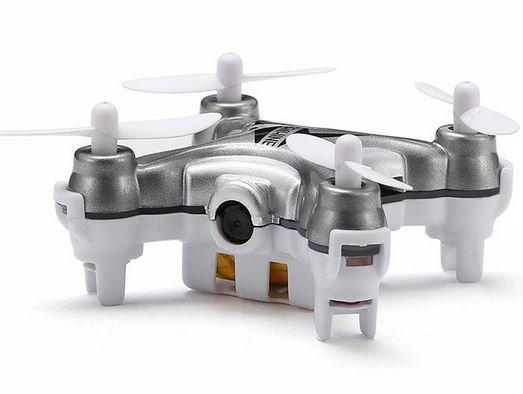 Banggood - Eachine E10C Mini with 2MP Camera 2.4G 4CH 6 Axis RC Quadcopter RTF
