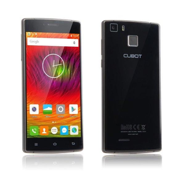 [Amazon] Cubot S600 mit Verkauf durch Hifone, Versand durch Amazon (5 Zoll IPS HD, MT6735 Quad-Core, 2GB RAM, 16GB Speicher (intern), Fingerabdrucksensor...)