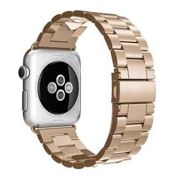 10 Euro Rabatt auf 42mm Apple Watch Armband (rosa gold)