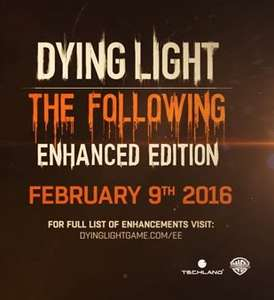 Dying Light: The Following Enhanced Edition - PC [STEAM]