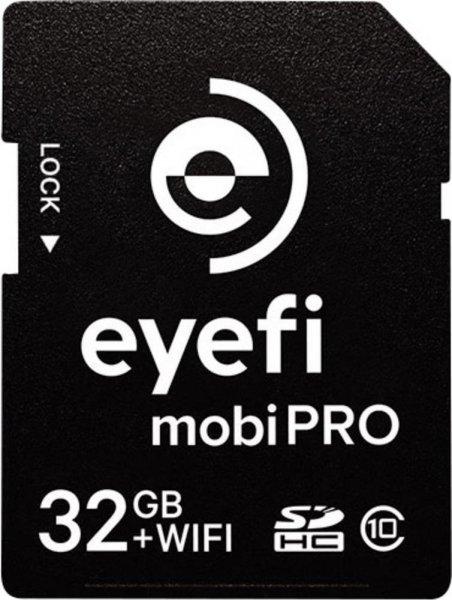EyeFi MobiPro 32GB mit Jahresabo des FotoHits-Magazins für 35€ (Preis der Karte 69€)