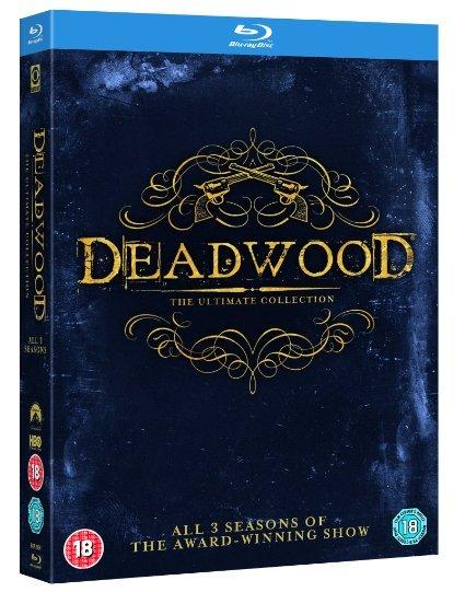 Deadwood Complete Collection Staffel 1-3 auf BluRay für 20,09 Euro inkl. Versand
