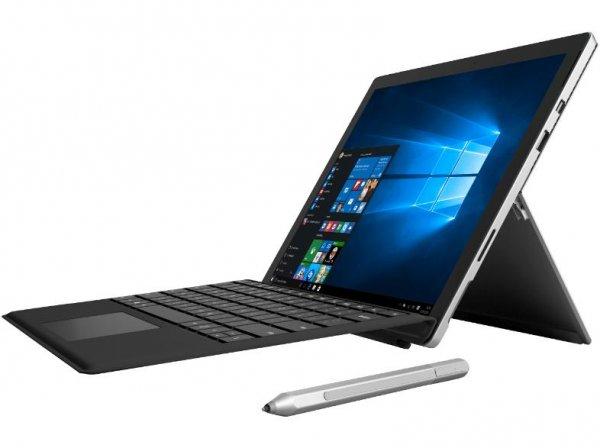 [Saturn] Microsoft Surface Pro 4 (i5, 4GB RAM, 128GB SSD) + Type Cover für 977€
