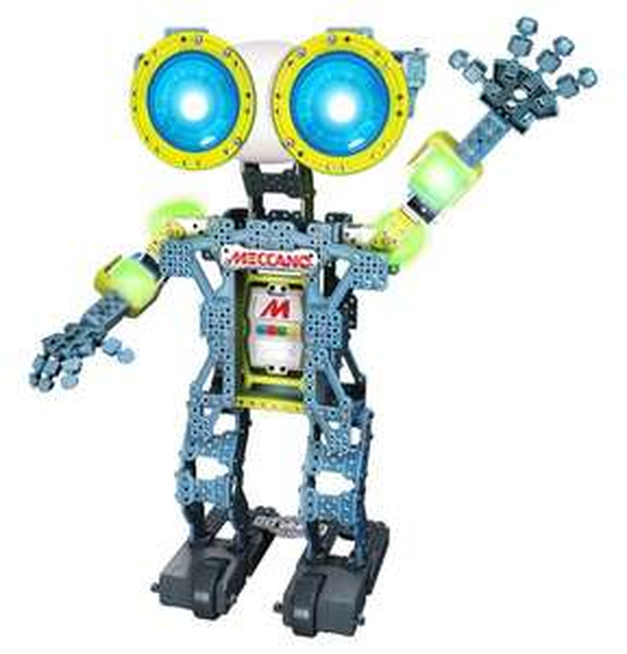 Meccano Roboter Meccanoid G15 (dein bester Kumpel) Vergleichspreis:139,99€