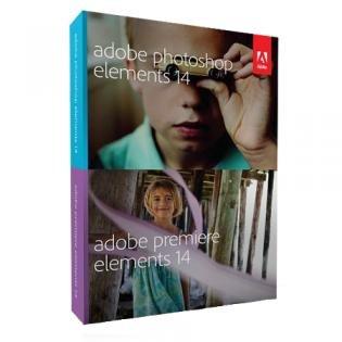 [redcoon] Adobe Photoshop Elements 14 + Premiere Elements 14 (Box, DE)