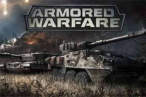 Armored Warfare Starter Pack Giveaway