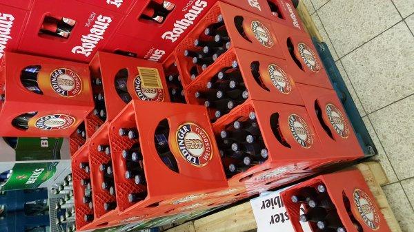 lokal Neuhausen Erdinger 11 Flaschen 2.29EUR