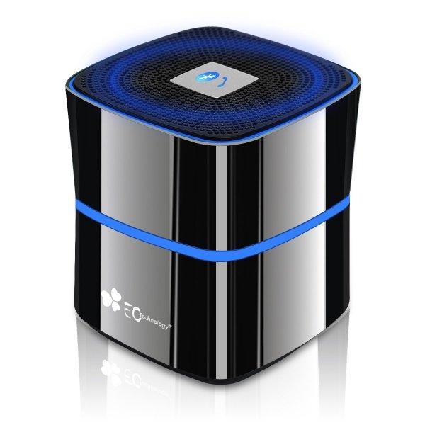 EC Technology Bluetooth 4.0 Lautsprecher Box Dank FB-Gutschein für 14,99 statt 22,99 AMAZON