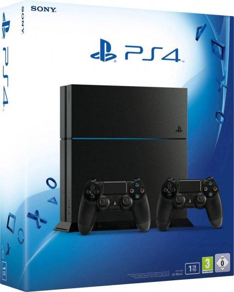 [Ebay] PS4 1TB (neue Revision CUH-1216B) + 2. Controller für 299€ [B-Ware]
