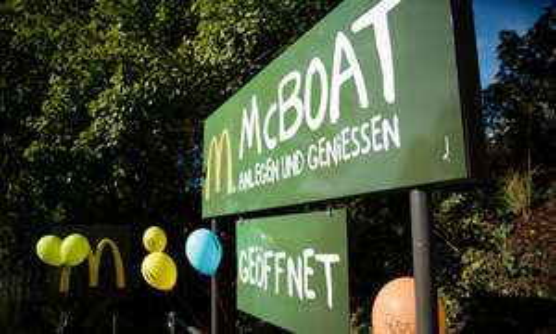 [Lokal Hamburg] Gratis McDonalds Sofortgewinn + Chance auf Monats-Flatrate (durch Teilnahme am Schiffe versenken heute von 15:00 - 19:00 Uhr)