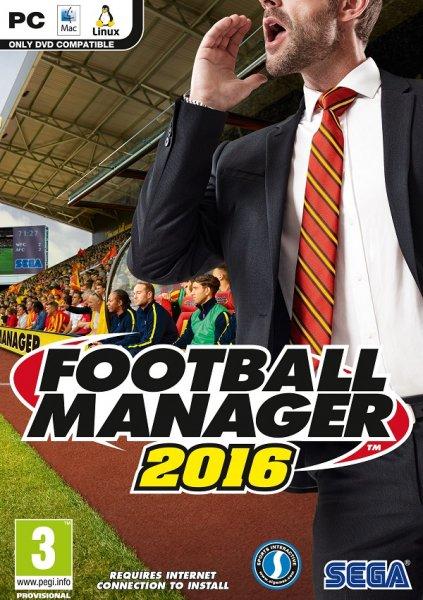 [Steam] Football Manager 2016 PC/Mac für 16,62€ @ cdkeys.com (mit 5% Gutschein)