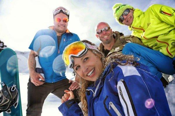 Single Ski Reise Flims-Laax Rabatt Aktion nur für Männer wegen Frauen Überschuss 599€