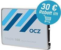 [Qipu + Redcoon] 960GB OCZ Trion 100 SSD (3-Jahre ShieldPlus Garantie) für effektiv 182,27€