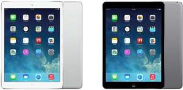 Apple iPad Air mit LTE für 289,90€ @ eBay rebuy - *Gerät ohne Gebrauchsspuren, Verpackung beschädigt*