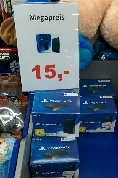 Playstation TV Saturn Braunschweig 15€