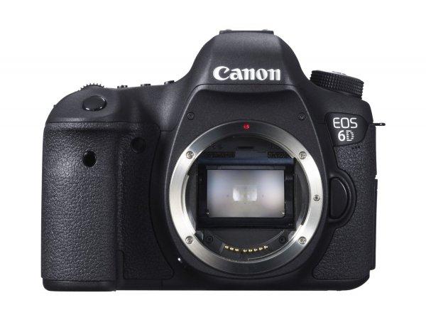 [Amazon.es] Canon EOS 6D Body (Vollformat CMOS, 20,2 MP, WLAN, GPS) für 1202,53 €