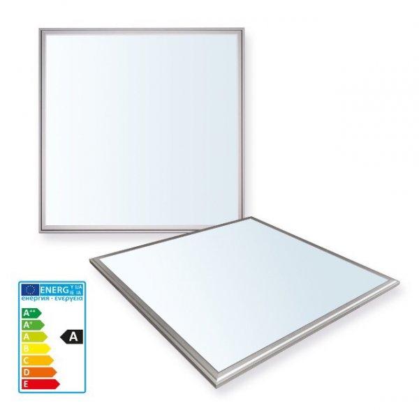 [Amazon] LEDVero 60x60cm Ultraslim LED Panel 36W, 2600lm, 6000k Deckenleuchte mit Befestigungsclips und EMV2016 Trafo - kaltweiß nur 1€ inklusive Versand