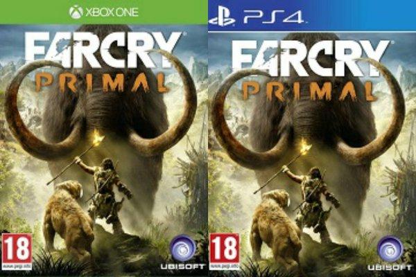 [Amazon UK] Far Cry Primal - PS4 & Xbox One für 38,71€ inkl. VSK