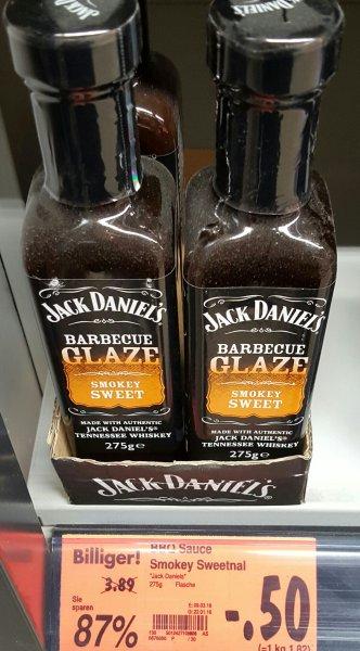 (Lokal BK) Jack Daniels BBQ Soße Smokey Sweet 0.50€
