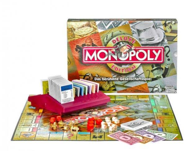 [Galeria Kaufhof] Monopoly Deluxe von Hasbro für 19,99€ (Filiallieferung) statt ca. 30€