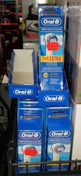 [Kaufland Bad Dürrheim] Oral-B Precision Clean Aufsteckbürsten 7+1 für 6,99