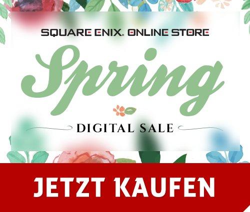 [Square Enix Store] Super Spring Savings (Steam) mit Life is Strange für 12€,  Rise of the Tomb Raider, Hitman GO für 5,35€