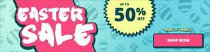"thegamecollection.net easter sale ""up to 50%"": ps4, xbox one, 3ds,..."