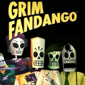 [Steam] Grim Fandango Remastered für 3,74€ statt 14,99€