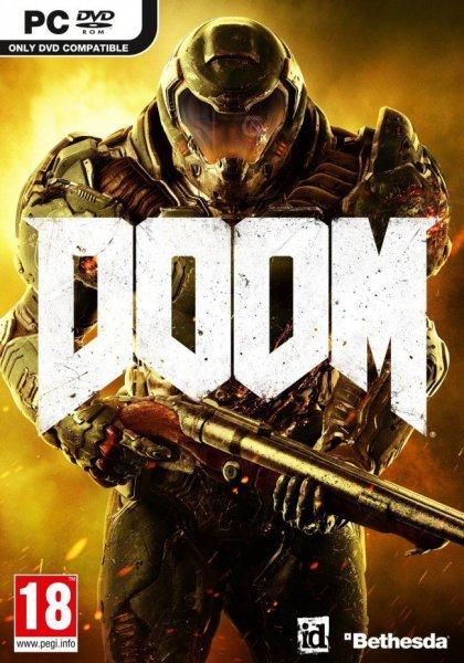 Doom (4) PC + preorder dlc für 31,17€