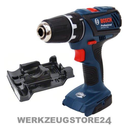 Wieder verfügbar: Bosch Akku-Bohrschrauber GSR 18-2-LI Plus Professional Solo [werkzeugstore24]