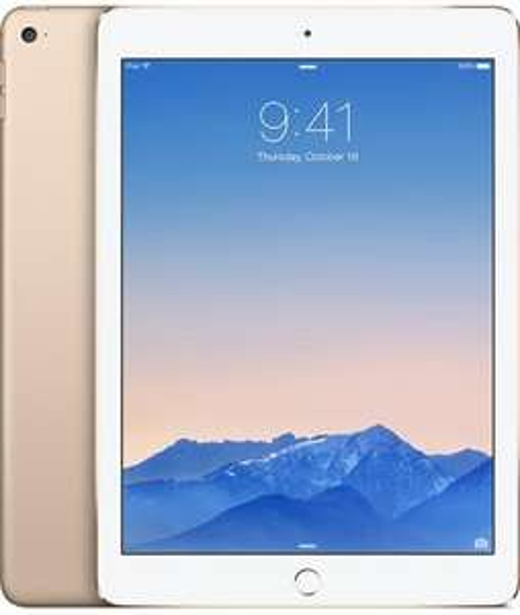 Apple iPad Air 2 16GB WiFi gold oder silber | refurbished (hohe Wahrscheinlichkeit Neugerät) | direkt von Apple