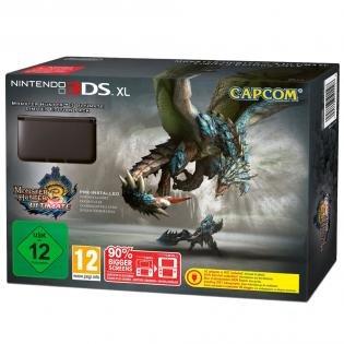 [redcoon.de] Nintendo 3DS XL: Monster Hunter 3 Ultimate Edition für 213,99€ inkl. Versand [nur für Sammler interessant]