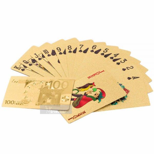 Goldenen Skatkarten