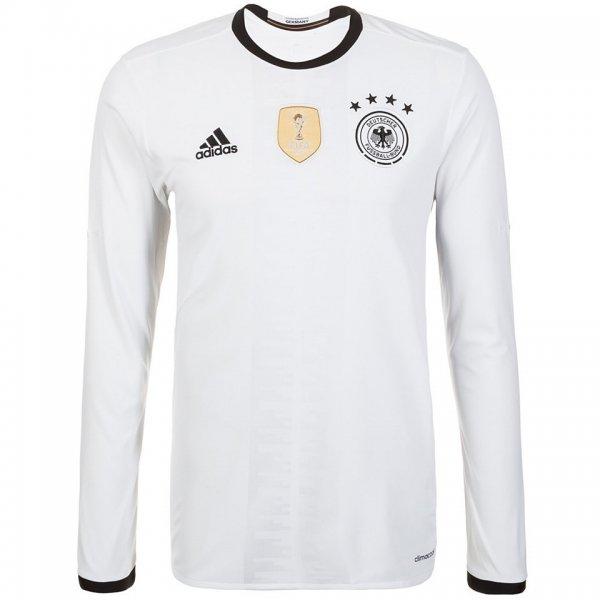 [zalando.de] adidas DFB Deutschland Home Trikot EM 2016, LANGARM