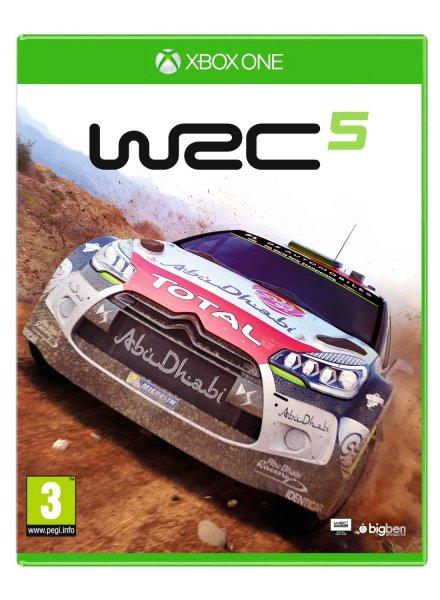 [amazon.co.uk] Xbox One - WRC 5 für 28,94 €