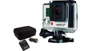 GoPro HERO3+ Silver 1080p (Full HD) Camcorder, WLAN - 279,99 Otto Angebot des Tages