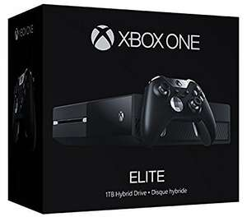 AMAZON WHD - XBOX ONE Elite (1TB SSHD + Elite Controller) - Sehr Gut - 369,31€