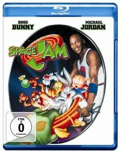 Space Jam- Michael Jordan Blu Ray 5 Euro