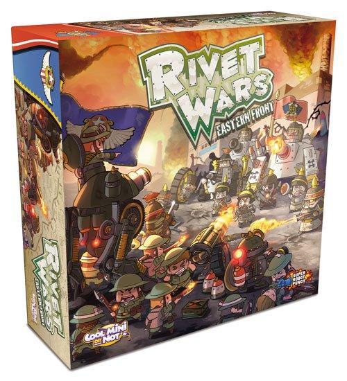 [Spiele-Offensive] Rivet Wars: Eastern Front | 17% Ersparnis | Brettspiel | Gesellschaftsspiel