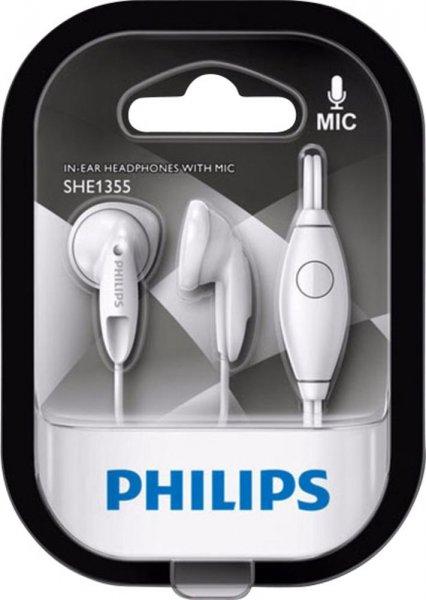 [voelkner.de] Philips In Ear Kopfhörer / Headset SHE1355 für 3,99 € plus Versand